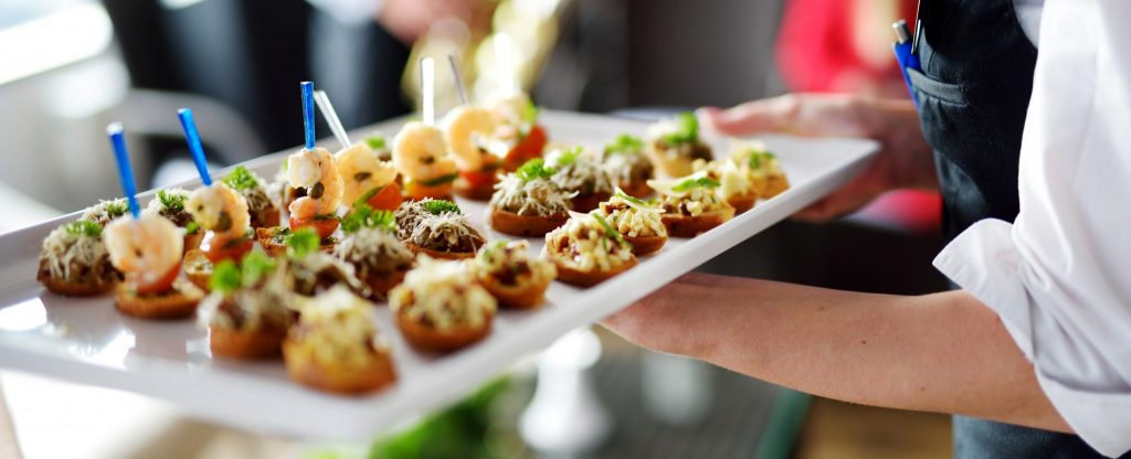 5 Simple Steps To Improve Your Catering Business