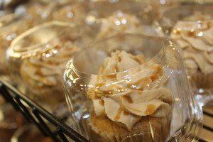 Newark Natural Foods Cupcakes