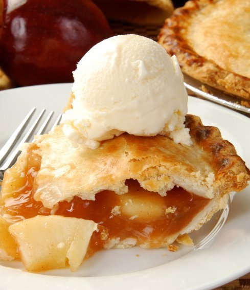Happy National Apple Pie Day!