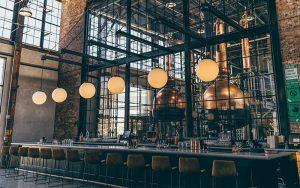 Philadelphia Distillery Lights