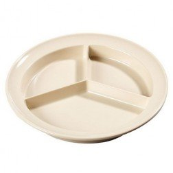 Three Compartment Plate