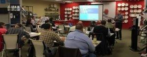 ServSafe training at PJP
