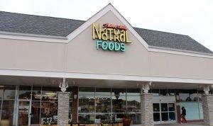 Newark Natural Foods Exterior