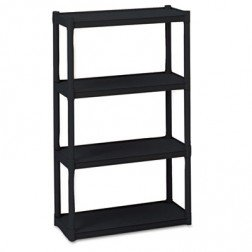 Commercial Plastic Shelving