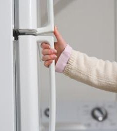Refrigerator Door Handle