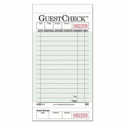 Guest Checks