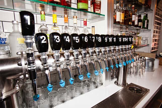 Bar Design & Development