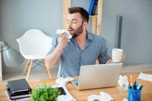 How much does flu season cost your company