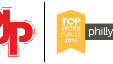 PJP Is Named a Top Workplace in Philadelphia for the 9th Year in a Row