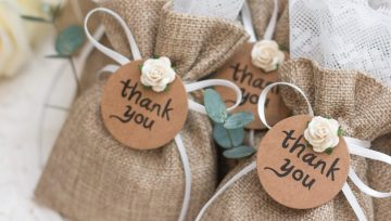 5 Perfect Wedding Favors for a Foodie Wedding