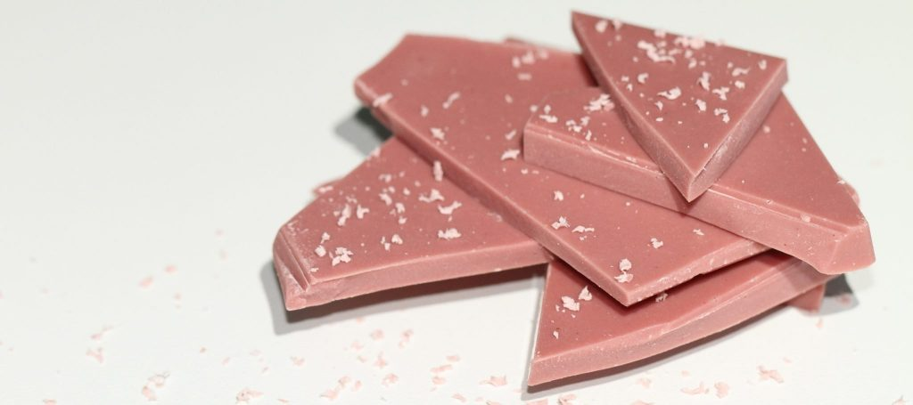The Fourth Element: Barry Callebaurt's Ruby Chocolate