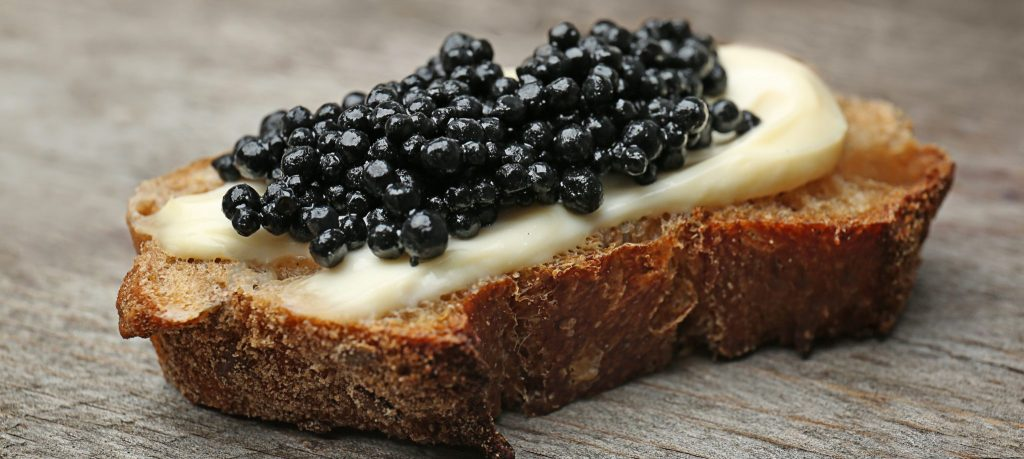 Caviar: How a Few Tiny Fish Eggs Can Give Your Check Average a Boost