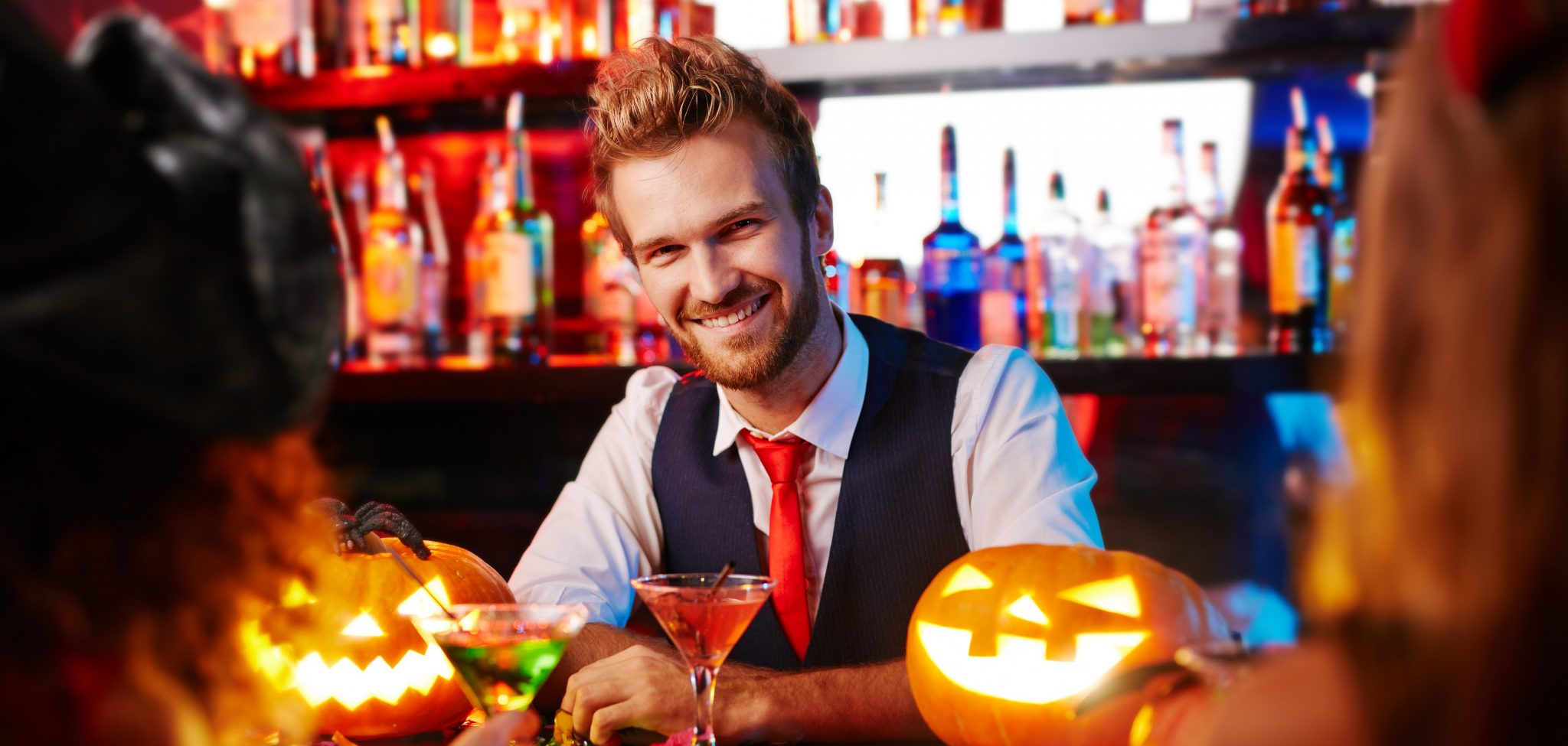 How To Make Your Bar or Restaurant The Best Spot To Celebrate Halloween