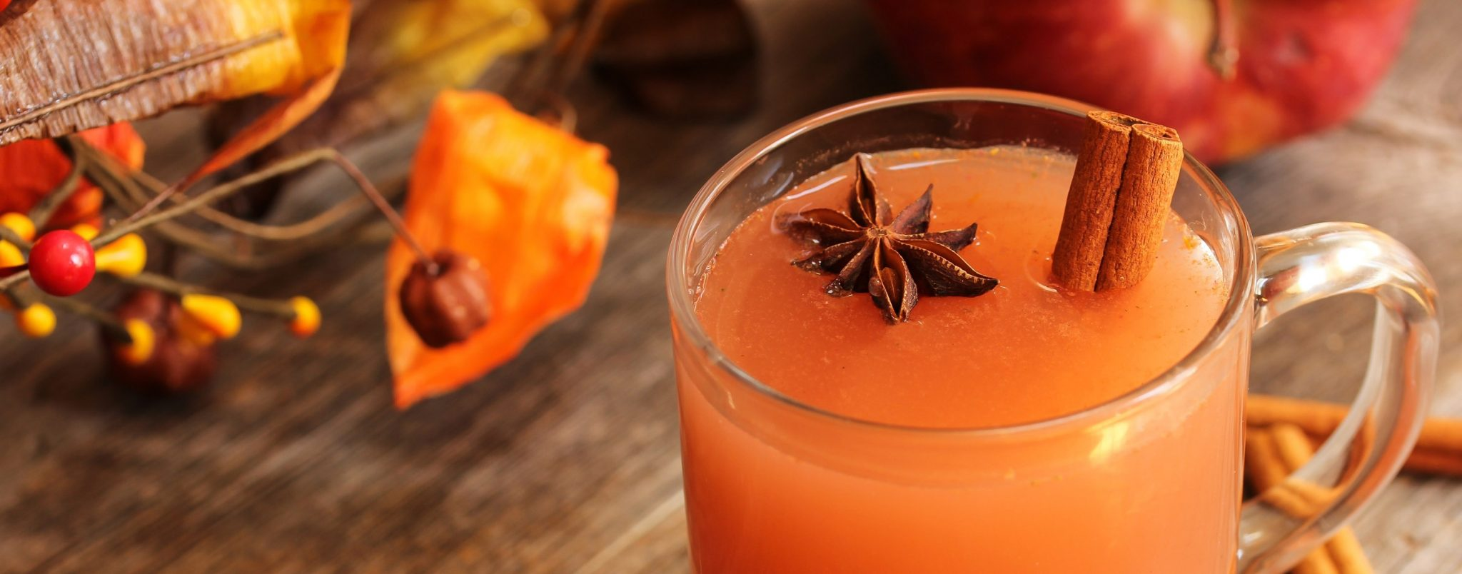 Fall is Finally Here: 4 Seasonal Cocktails that will Warm You Up