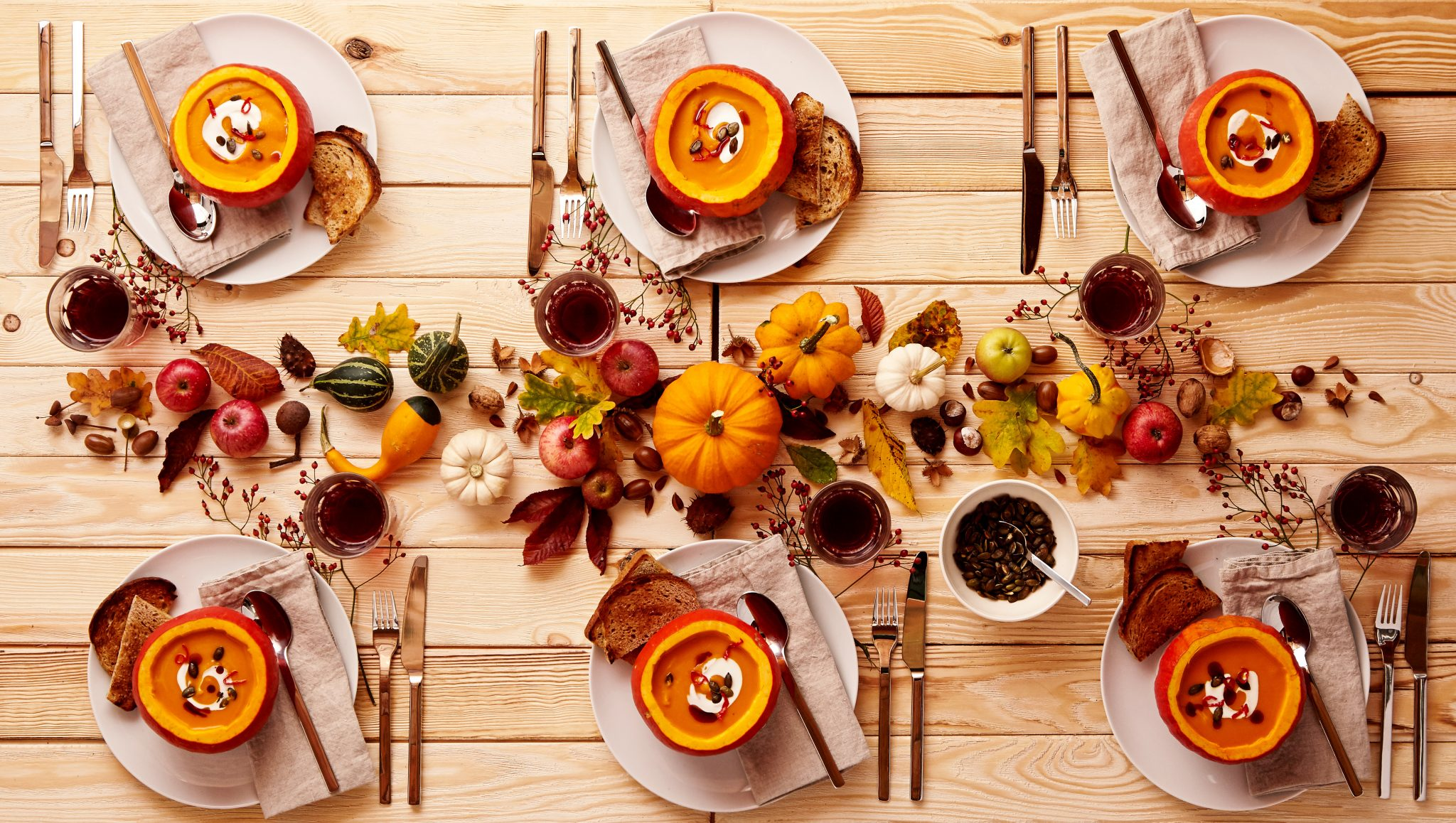 Get Ready For the Fall: A Food & Drink Pairing Guide