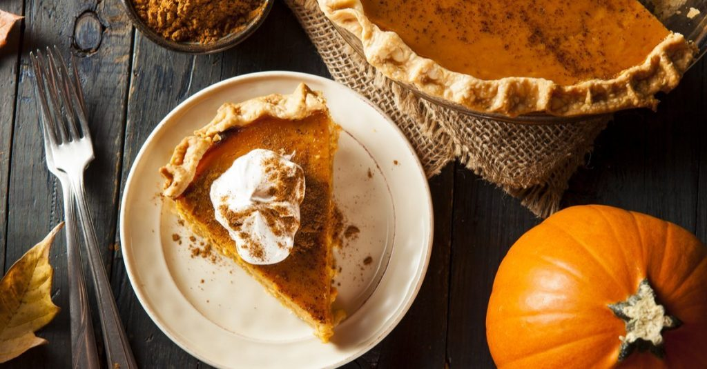 The New and Improved Pumpkin Pie