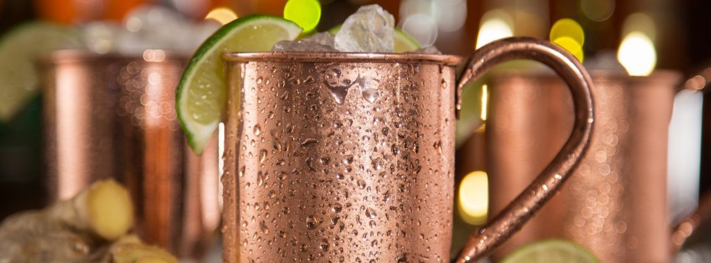 The History of the Moscow Mule