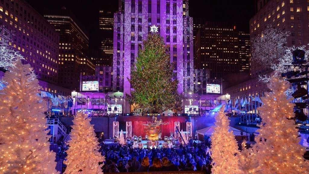 Holiday Dining in the Big Apple | Penn Jersey Paper Seasonal