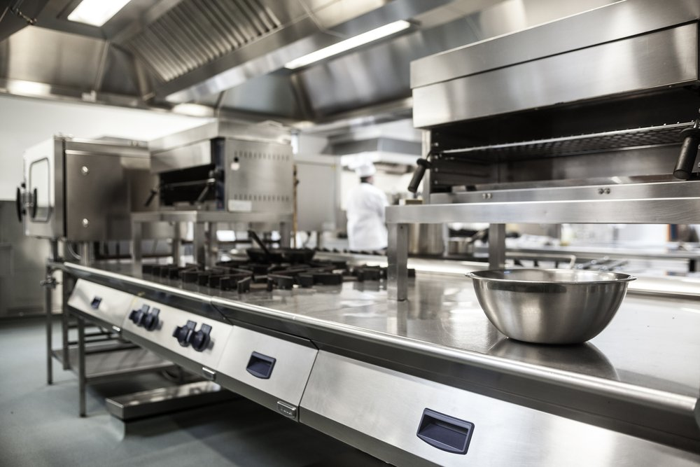 Commercial Kitchen - PJP