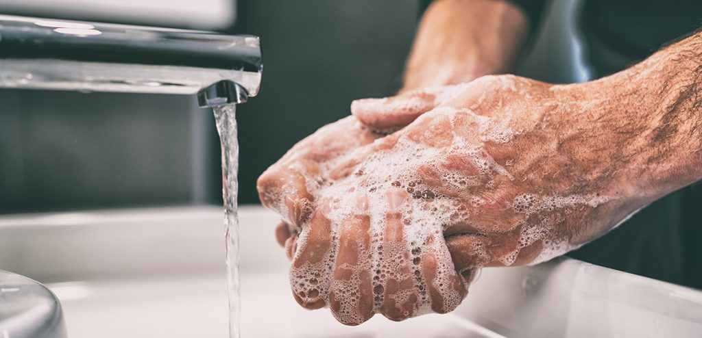 COVID-19 Social Distancing Guide: Wash Your Hands